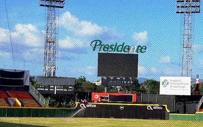 Resultado de imagen para ventiladores del estadio cibao