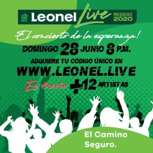 leonel live